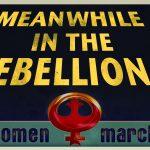 Free Women's March Art